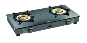 Sunflame GT Pride 2 Burner Gas Stove, Black Rs 2038 only amazon