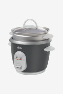 TataCliQ - Buy Oster CKSTRC4722-049 1-Litre Rice Cooker with Steam Tray at Rs 899 only