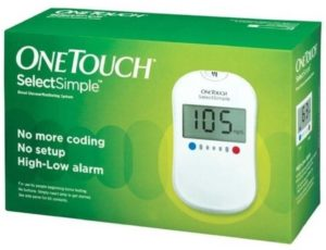 Snapdeal - Buy One Touch Select Glucose Monitor- Free 10 Strip at Rs 595 only