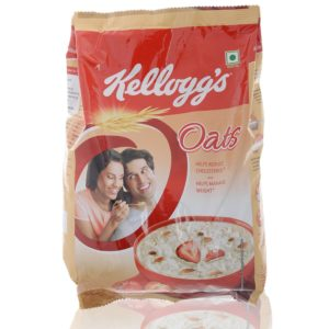 Amazon - Buy Kellogg's Oats, 1kg at Rs 145 only