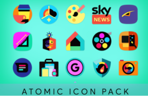 Atomic Icon Pack