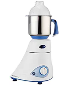 Preethi Blue Leaf Diamond 750-Watt Mixer Grinder (BlueWhite) for Rs.2,999