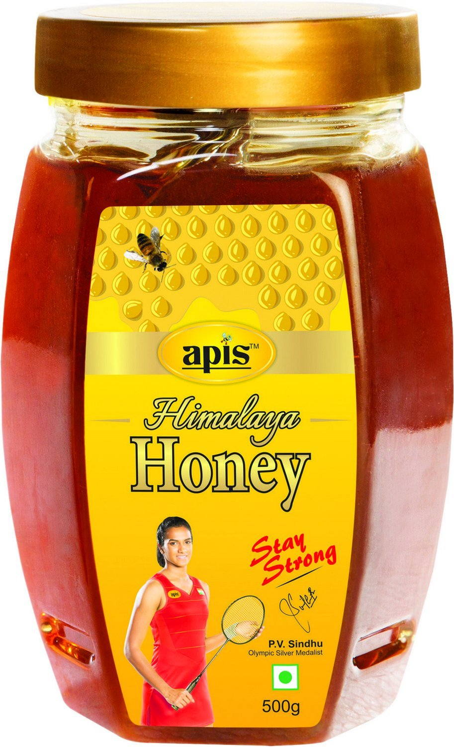 Amazon - Buy Apis Himalaya Honey, 500g (Buy one, get one Free) for Rs.156 only