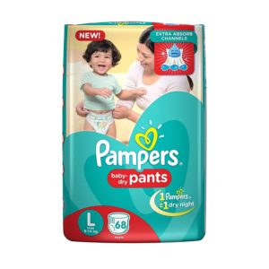 Paytm - Get 35% Cashback on Branded Baby Diapers