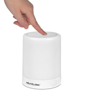 Soundlogic Bluetooth Touchlight Speaker at rs.999