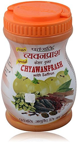 (Steal) Amazon - Buy Patanjali Chyawanprash with Saffron 1kg for just Rs.109