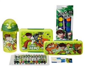 Cartoon Network Ben 10 back to School stationery combo set, at rs.457