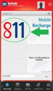 Kotak 811- Refer your Friend and Earn Rs 100 BMS voucher
