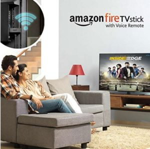 amazon fire TV Stick at Rs 3499 only + extra 499 cashback amazon great indian festival
