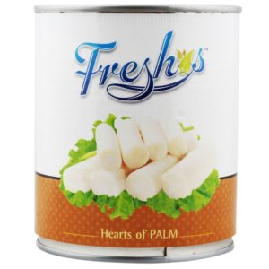 Amazon- Buy Freshos Palm Heart, 800g at Rs 300 only
