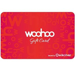 Amazon- Buy Woohoo Gift Card