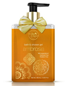 Amazon – Buy Body Cupid Ambrosia Luxury Shower Gel at Rs.329 only