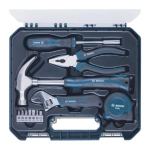 Bosch 2.607.002.791 Tool Kit Set (Blue, 12-Pieces) for Rs 999 only