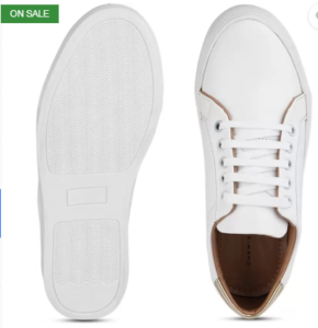 Chemistry CKFWCS40010 White Detailled Back Sneakers at rs.677