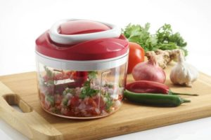 Ganesh Easy Pull Smart Chopper (Red) flipkart