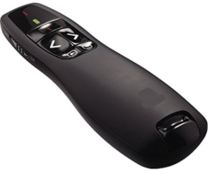 (Back) Amazon – Inovera Wireless Powerpoint Presenter Remote USB PPT Clicker at Rs 854 only