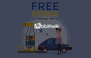 Mobikwik- Get 100% Supercash on Petrol Pump