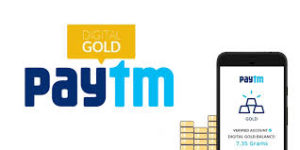 Paytm- Recharge or Pay bill & Get worth Rs 5 gold in your Paytm gold account