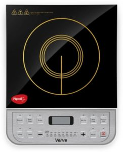 Pigeon Verve 2100 W Induction Cooktop (White)