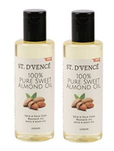 ST. D'VENCÉ 100% Pure Sweet Almond Coldpressed at rs.299