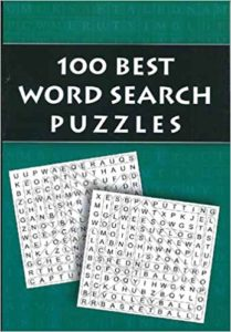 Word Search Puzzle Books at Minimum 44% Discount