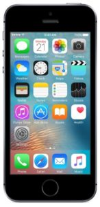 apple iPhone SE (Space Grey, 32GB) for Rs 18999 + Rs 1500 Cashback with Amex cards