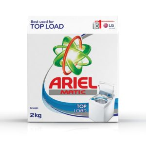 Amazon- Buy Ariel Matic Top Load Detergent Washing Powder