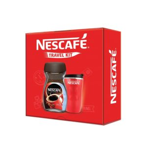 Amazon- Buy Nescafe Classic Red Travel Kit