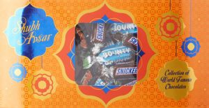 Amazon- Buy Snickers Mars Bounty Chocolates Mixed Miniatures Gift Pack