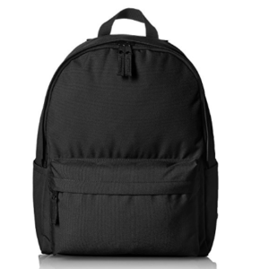 AmazonBasics Classic Backpack - Black at rs.499