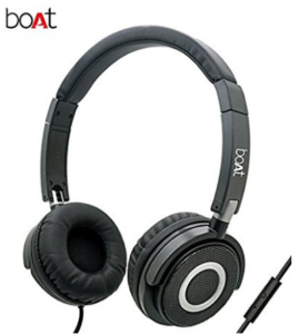 Boat BassHeads 900 Wired Headphone with Mic at rs.799