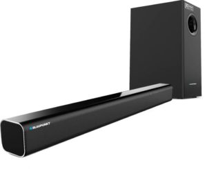 Flipkart - Buy Blaupunkt SBW-01 Bluetooth Soundbar (Black, Stereo Channel) at Rs 5999 only