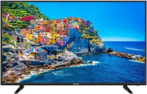 Flipkart- Buy Panasonic 147.32cm (58 inch) Full HD LED TV (TH-58D300DX) at Rs 42,999 only