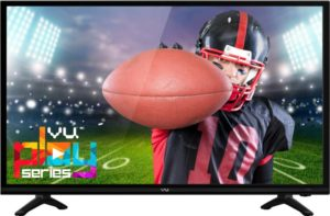 Flipkart - Buy Vu 98cm (39 inch) Full HD LED TV (H40D321) at Rs 18,999