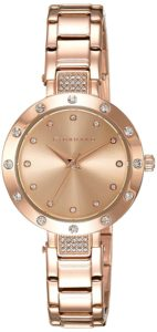 Giordano Analog Rose Gold Dial Women's Watch - 2727-44 Rs 3958 only amazon