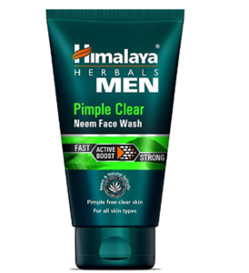Himalaya Men Pimple Clear Neem Face Wash, 100ml at rs.81