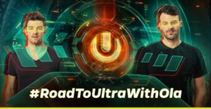 OLA Cabs- Free Ola Shuttle Rides at Road To Ultra