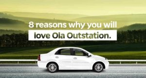 OLA Cabs- Get Flat Rs 250 Off on your First Outstation Ride