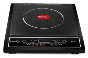 Pigeon Cruise 1800-Watt Induction Cooktop (Black) amazon 1249