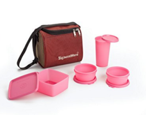 Signoraware Best Lunch Box at rs.329