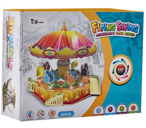 Toyhouse Flying Swing Electronic 3D Puzzle at rs.376