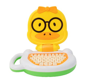 Toyhouse Kids Educational Laptop with Learning Activities Yellow at rs.325