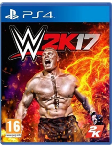 WWE 2K17 - PlayStation 4 at rs.810