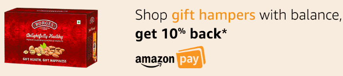 amazon gift hamper 10% cb