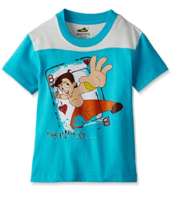 chhota bheem shirts 60% off