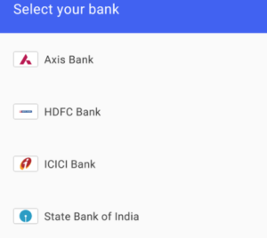 tez app by google refer friends add bank account