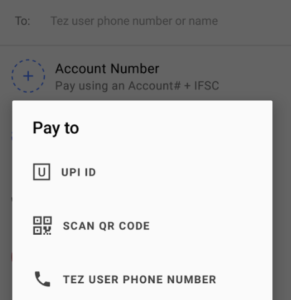 tez app google refer invite send money Re 1 and get Rs 9000