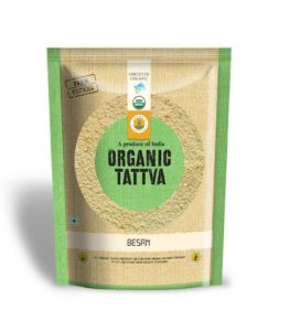 Amazon- Buy Organic Tattva Besan