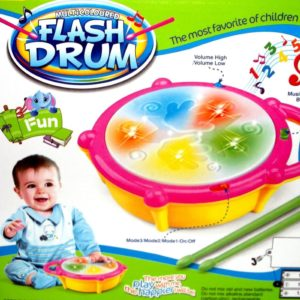 Amazon - Buy Peng Zhan Flash Drum at Rs 249 only