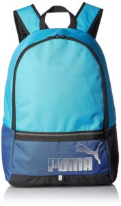Amazon - Buy Puma 23 Ltrs Blue Casual Backpack (7441302) at Rs 559 only